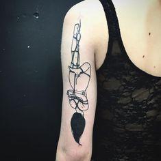 tatuajes eroticos cuerda