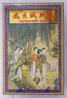 Feiyan Tea - herbatka odchudzająca.   Tej herbatki chyba nie trzeba przedstawiać. Feiyan Tea w nowym wydaniu. Firma zdecydowała się na zmianę składu oraz wyglądu opakowania. Można powiedzieć, że od początku istnienia herbatki FEIYAN to obecnie 11 zmiana. Naszym zdaniem to najlepsza herbata do tej pory.