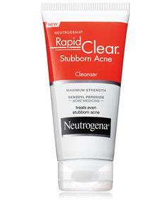 Rapid Clear® Stubborn Acne Cleanser