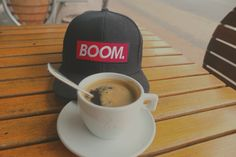 Project BOOM! Coffee. Long Black at :  2 Inverness Road Browns Bay North Shore City Auckland 0630