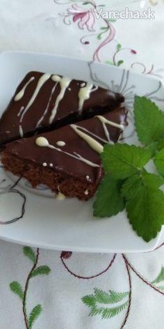 Čokoládový koláč s vôňou kávy (fotorecept) Pudding, Sweet, Recipes, Food, Basket, Meal, Custard Pudding, Eten, Hoods