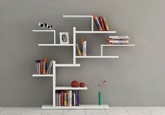 15 Fabulous Minimalist Shelves For Your Living Room In Modern Style