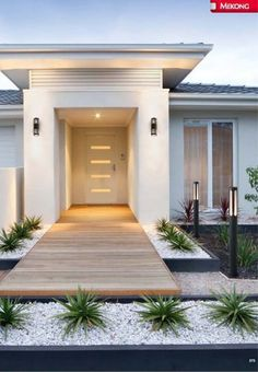 nowodvorski orinoko - Szukaj w Google Patio Design, House Design, House Front, Front Porch, Villa, Patio Lighting, Home Fashion, Home Renovation, Home And Living