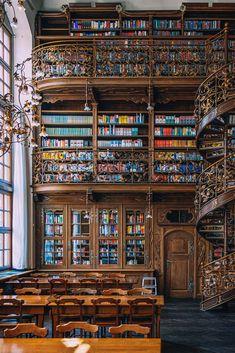 Munich Law Library, Germany
