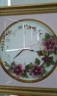 İğne oyası saat alıntı