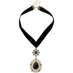 Baroque pearl pendant (190 ZAR) ❤ liked on Polyvore featuring jewelry, necklaces, accessories, jewels, black, jewel necklace, pendant necklace, dorothy perkins, pendant jewelry and baroque pearl pendant