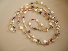 L'Hash celeste di perle di JennyBJewels su Etsy
