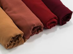We have a wide range of hijab shades for every type of hijabi's style.