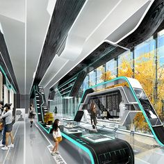 Spaceship Interior, Futuristic Interior, Futuristic City, Futuristic Technology, Futuristic Furniture, Futuristic Design, Futuristic Architecture, Architecture Design, Sci Fi Environment