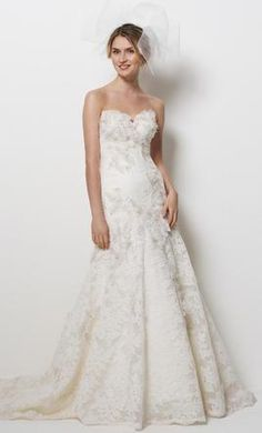Watters Hollywood wedding dress