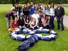 EMY Cursos en el extranjero. Cursos de inglés en Irlanda para jóvenes en verano con todo incluido. Curso de inglés en Dublín. EMY 2012.