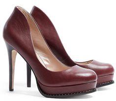 DKNY Priscilla Platform Shoes