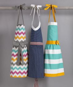 Turquoise & Yellow Apron » These are all adorable!