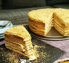 Sweets Cake, International Recipes, Cornbread, Food Inspiration, Food And Drink, Ethnic Recipes, Cakes, Foods, Millet Bread