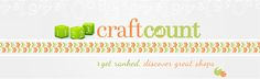CraftCount -app to find your rank on etsy in your category