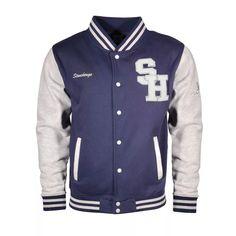Stonehenge Baseball Jacket