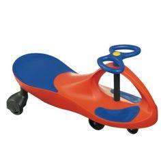 PlasmaCar Ride-On Vehicle - Orange Fire
