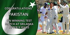 Pakistan end nine-year wait in Sri Lanka  Pakistan's convincing ten-wicket win against Sri Lanka in Galle came after a gap of nine years, as Yasir Shah picked up his career-best figures of 7 for 76  #PakvSL #cricket #Testvictory