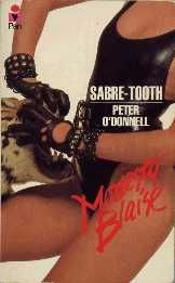 Modesty Blaise: Sabre-Tooth