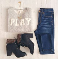Daily New Fashion : PLAY :)