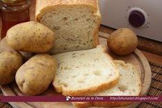 Paine cu cartofi :: Bunatati de la Oana
