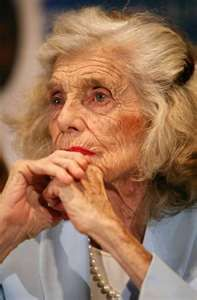 Eunice Kennedy Shriver (helped start Special Olympics)