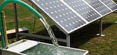 What Makes Solar Water Pumps Need Of The Hour Industrial Pumps, Solar Water Pump, Solar Panels, Outdoor Decor, Home Decor, Sun Panels, Decoration Home, Solar Power Panels, Room Decor