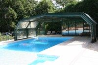 Need ASAP!!! :) High pool enclosures five angles - Shelter pool and spa shelter - pool enclosures in toughened safety glass