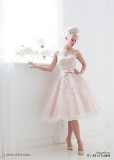 House of Mooshki 2016 Wedding Dress