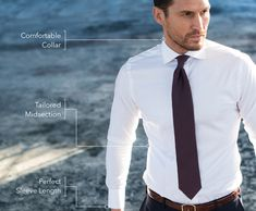 This company's innovative 'Smart Sizes' algorithm is making it incredibly easy for men to buy custom shirts online.