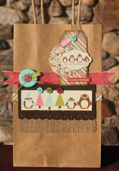 Card-Christy Musack-Gift Bag