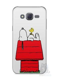 Capa Capinha Samsung J5 Snoopy #24 - SmartCases - Acessórios para celulares e tablets :)