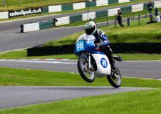 An Ingleton racer enjoyed an excellent weekend at the Bob McIntyre memorial classic races at the East Fortune circuit east of Edinburgh