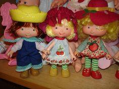 Minha Coleção de bonecas anos 80