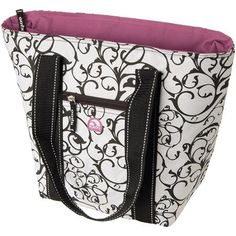 Igloo Cooler Tote 16, Damask