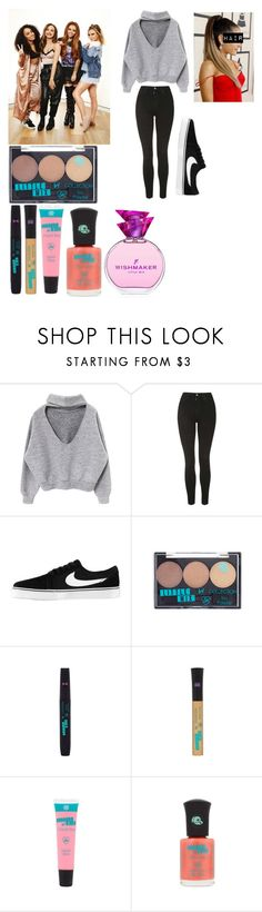 """""""Sydney, Australia on November 13th, 2016 🇦🇺"""" by officialarianagrandebutera ❤ liked on Polyvore featuring Topshop"""