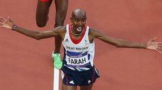 BBC Sport - Mo Farah winning men's to claim second Olympic gold Olympic Winners, Mo Farah, Team Gb, Great Memories, Olympic Games, Olympics, Britain, Athlete, Sporty