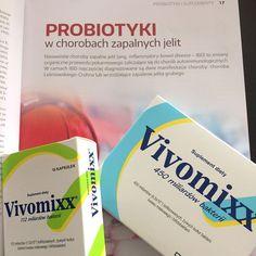 Probiotyki w chorobach zapalnych jelit. W najnowszym @food_forum ciekawa publikacja. Zachęcamy do czytania. Dowiedz się więcej o naszych preparatach poliprobiotycznych. #pharmabest #zdrowejelita #mikrobiota #najlepszyprobiotyk #probiotyki #vivomixx #ibs #ibd #foodforum