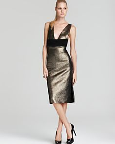 Black Tie Holiday Party #fashion #holiday #party