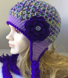 Crochet Hats, Fashion, Knitting Hats, Moda, Fashion Styles, Fashion Illustrations, Fashion Models