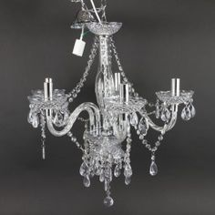 Chandeliers are common in French provincial styles and that is why I am incorporating it into my room.