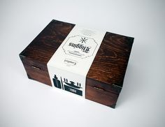 Great Wooden Box Packaging