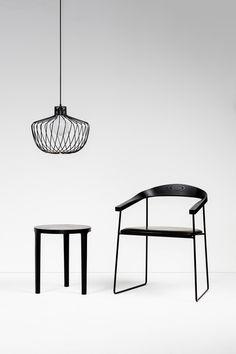 Carve Dining Chair   Leibal