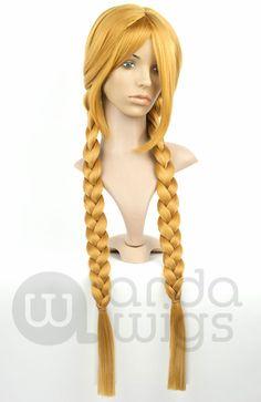 Leia Ginger Blonde 027 (FRONT)