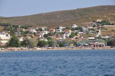 Avşa adası manzarası