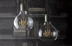 chandelier inside a lightbulb for mineheart