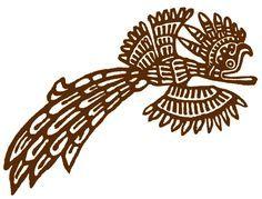 Quetzal Mayan Symbol Resultado de im...