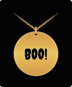 Halloween Gifts, Gold Pendant, Laser Engraving, 18k Gold, Gold Necklace, Necklaces, Metal, Stuff To Buy, Jewelry