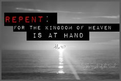 The call to repentance