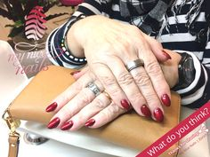 Adult Red – Nail Design   Nail Art by My Nice Nails – ⓌⒽⒶⓉ ⒹⓄ ⓎⓄⓊ ⓉⒽⒾⓃⓀ? For more inspiration and info visit us at www.mynicenails.ch #MyNiceNails #gelnails #nails #nailstagram #nailswag #naildesigns #nailart #nailartdesigns #manicure #pedicure #nailpolish #shellac #shellacnails #gelpolishzurich #nailstudiozurich #gelnägelzürich #gelnailszurich #manicurezurich #gellackzürich #manikürezürich Nail Swag, Shellac, Nail Polish, Nagel Gel, Nails Inspiration, Nail Care, Fun Nails, Pedicure, Nail Designs